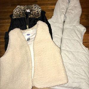 Other - 3 girls vests